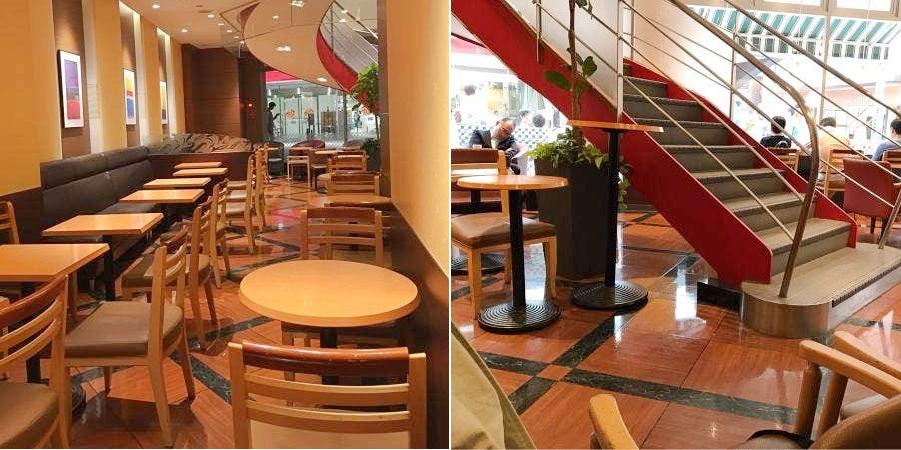excelsior2 - 日吉駅周辺でゆっくり勉強できるカフェ6選|WiFi利用も◎