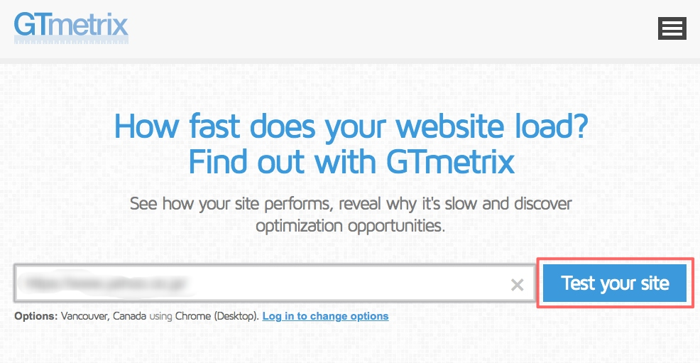 GTmetrix1 - Webサイトの表示速度チェックツールはこれだけでOK|原因と対策もご紹介
