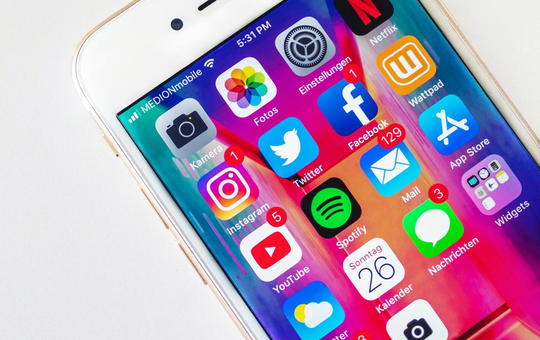iPhone, データ移行