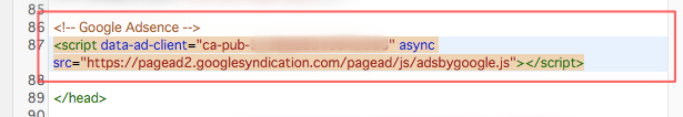 Googleアドセンスの申請方法とコード貼付を画像で丁寧に解説